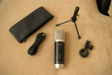 M-Audio Producer USB Condenser Microphone Footscray Maribyrnong Area Preview