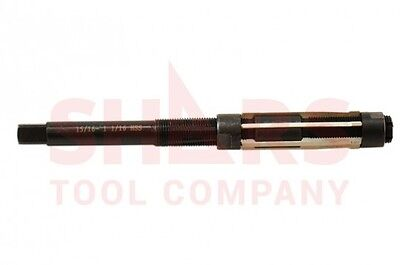 Shars 716-1532 Hss Adjustable Hand Reamer Precise Metal Hole Cutting Tool