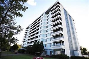 1Bed plus den South End all utilities included with Outdoor Pool