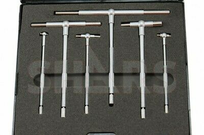 Shars 516-6 Telescoping Gage Set New
