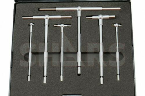 "SHARS 5/16""-6"" Telescoping Gage Set NEW P"