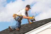 Wanted experienced roofers