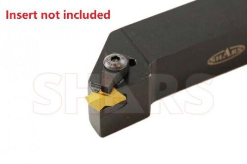 "SHARS 3/4"" TNSR-12 RH NOTCH THREADING & GROOVING TOOL HOLDER + Cert Save $62 P]"