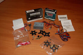 Lumenition Power Module, Optical Switch and fitting kit