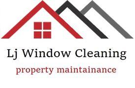 LJ Window Cleaning property maintenance
