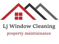LJ Window Cleaning property maintenance