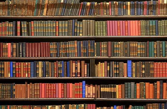 Bill's Books and Things