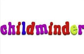 Childminder needed
