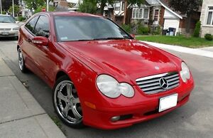 Mercedes C230 Kompressor - Low KM 114k, showroom cond