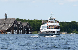 ROCKPORT CRUISE + FOR FOUR + HEART OF THE ISLANDS