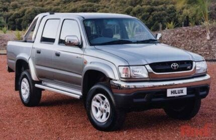Wonted factory turbo hilux Brighton Brighton Area Preview