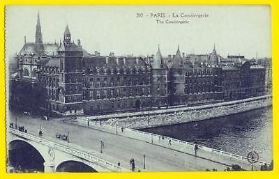 Alte AK Frankreich: Paris, La Conciergerie, um 1910