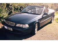 Volvo Convertible Sale or Swap £1250 -