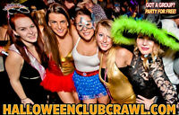 $85 - Kelowna Pub Crawl Leader - Sat Oct 29th