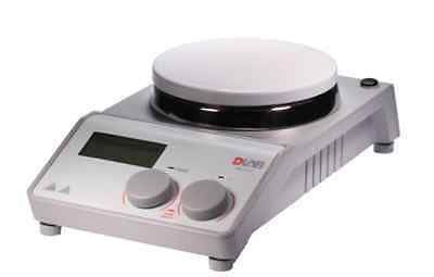 D-lab Ms-h-pro Lcd Digital Magnetic Hotplate Stirrer Stainless Steel