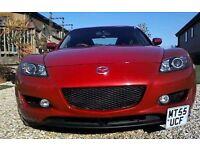 Stunning Mazda RX-8