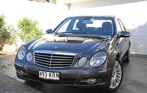 2007 Mercedes-Benz E280 Sedan **12 MONTH WARRANTY** Coopers Plains Brisbane South West Preview