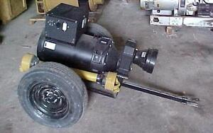PTO TRACTOR DRIVEN BRUSHLESS DESIGN 1800 RPM SLOW SPEED London Ontario image 1