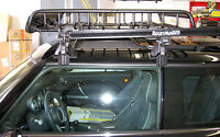 Thule roof rack for Mini Cooper (2003-2009)