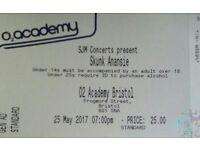 Skunk Anansie tickets. O2 academy Bristol