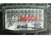 Bosch security screwdriver set 32