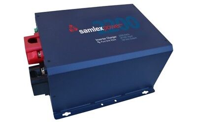 Samlex EVO-2224E 230V Pure Sine Inverter Charger With Battery Charger, used for sale  Shipping to India