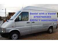 Man With A Van Aberchirder - BEST RATES GUARANTEED - 24/7 SERVICE ~ no job too small or large