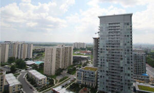 Bachelor, 1, 2, 3 Bed(+Den) Condo by Fairview Mall,  HWY401&404