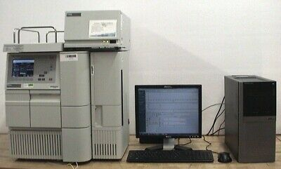 Waters Alliance E2695 Hplc System And 2998 Pda Detector W Computer Empower 3