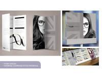 Freelance/Part Time Graphic Designer/Artworker