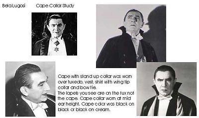 Vampire Capes: Collars