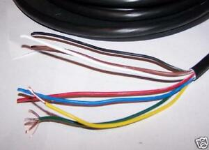 Tycab-5-Core-Trailer-Wire-2-5mm-8amp-Automotive-Cable-SOLD-PER-METRE