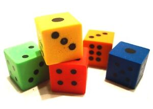 20-x-Dice-Shaped-Erasers-Party-Loot-Bag-Fillers-Toys