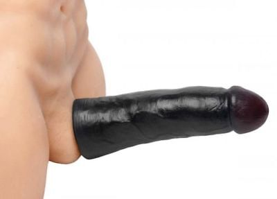 For sale Extra-Large-Penis-Extender-Sleeve-Extension-Male-Girth-Enhancer-Enlarger-LeBrawn