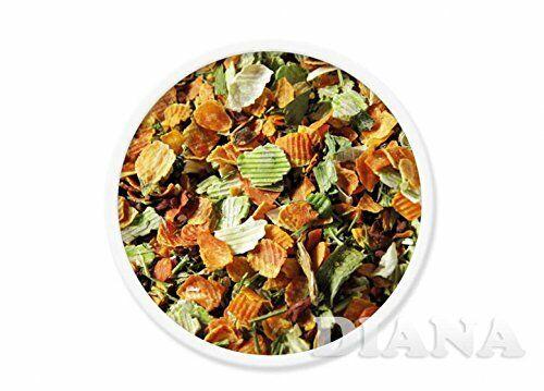 DIANA Gemüse-Mix getreidefrei, zum BARFen, 10 kg Ergnzungsflocke für Hunde 172