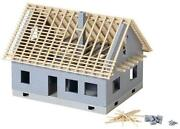Modellbau Haus