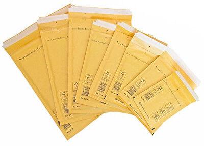 10 Bubble Bags Mailers Bubble Wrap Envelopes 130x175 A1 A11