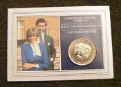 Charles Diana Wedding Coin