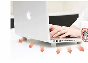Laptop Cooling Pad Rubber Skidproof Feet Stand