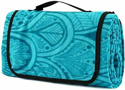 Large Oversized Beach Blanket Sand Proof For Outdoor Accesso