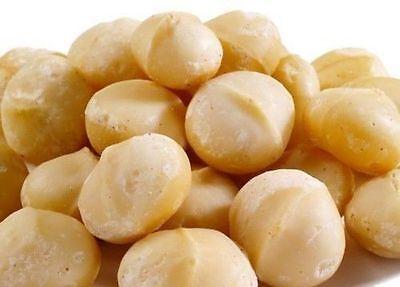 MACADAMIA NUTS  2 LBS. WHOLE LARGE FREE SHIPPING