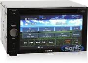 Sony in Dash DVD