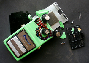Wanted: Broken Ibanez Tubescreamer or other pedals