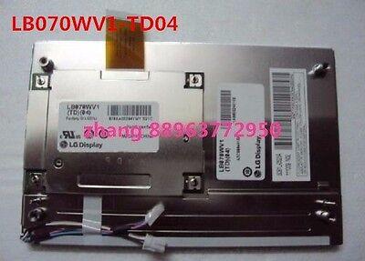 """LB070WV1-TD04 original LG 7"""" inch LCD screen display"""