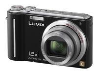 Panasonic TZ7 - Digital Camera - Boxed