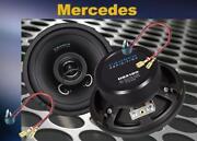 W124 Lautsprecher