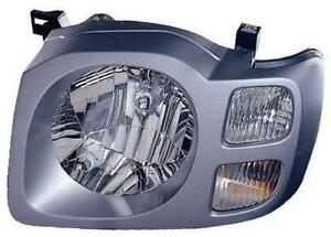 2002-2004 Nissan XTERRA Headlight Driver Side Se Model Canada Preview