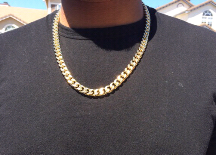 $25 Gold chain new thick heavy