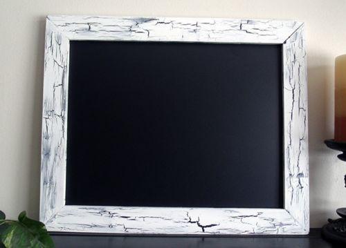 Shabby Chic Chalkboard: Home Decor