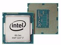 Intel i7 4790 Socket 1150 3.6 ghz up to 4 ghz